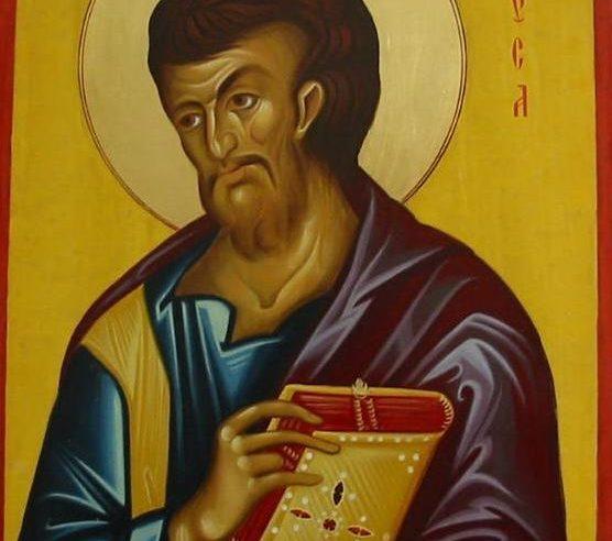 Viața Sfântului Apostol și Evanghelist Luca