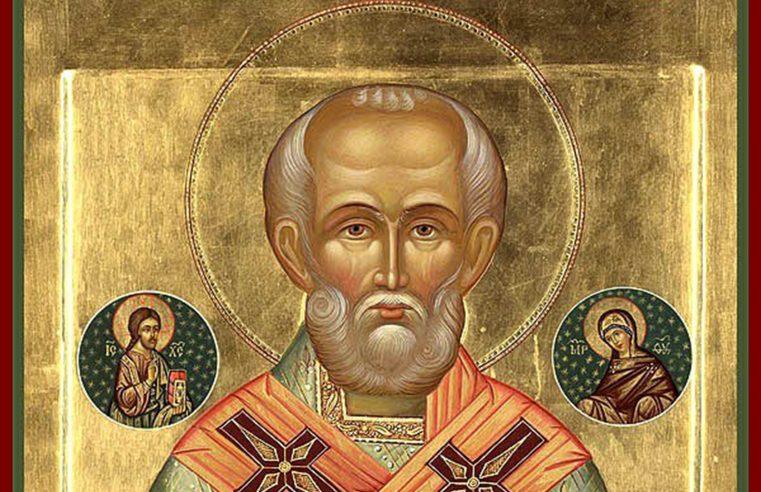 Sfântul Ierarh Nicolae – Sfânta Liturghie – 6 Decembrie 2017 (09.30)