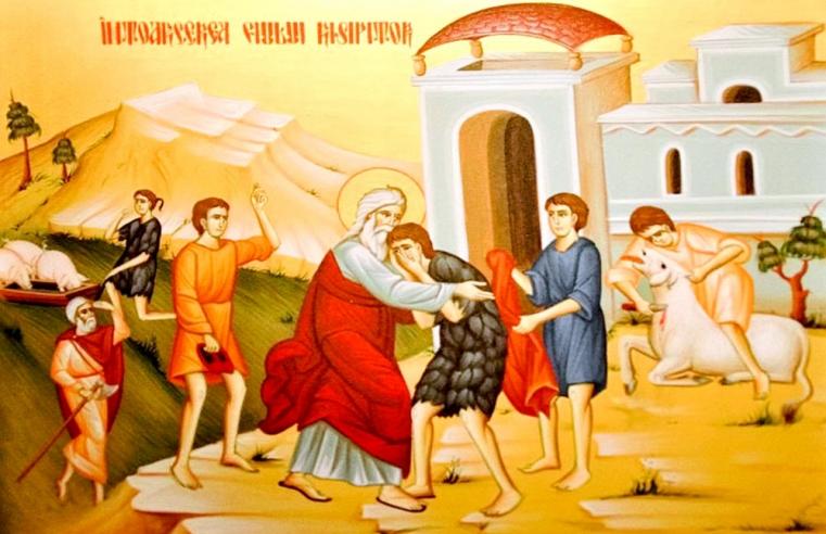 Metanoia – întoarcerea la Dumnezeu