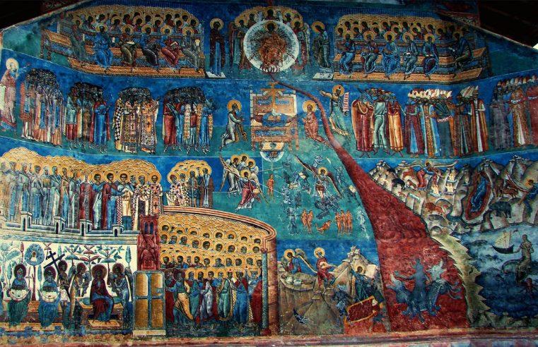 Duminica Înfricoșătoarei Judecăți – Pomenirea celor adormiți (Moșii de iarnă) – 23 februarie 2020 | Sala Don Bassani – Dumnezeiasca Liturghie (orele 9.30)