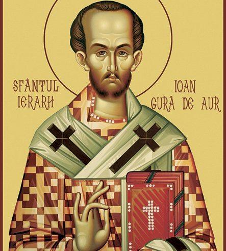 Cuvânt despre pocăință | Sfântul Ioan Gură de Aur