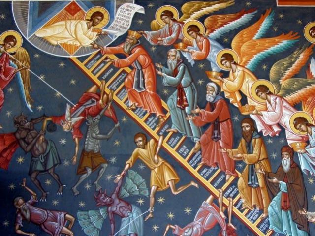 Duminica a patra din Postul Mare, a Sfântului Ioan Scărarul – 18 martie 2018