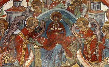 Denia Acatistului Bunei Vestiri – biserica San Michele din Monte Compatri