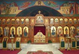 De ce bisericile ortodoxe au iconostas?