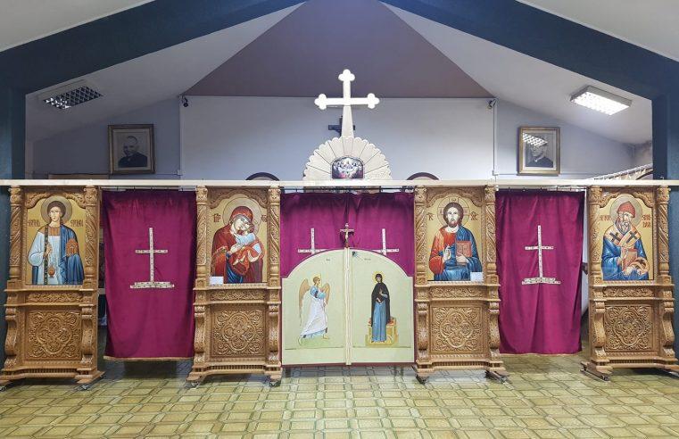 Dumnezeiasca Liturghie Arhierească – Duminică, 30 Decembrie 2018 (orele 09.00) – Sala Don Bassani din Monte Compatri (Via Campo Gillaro N. 19)