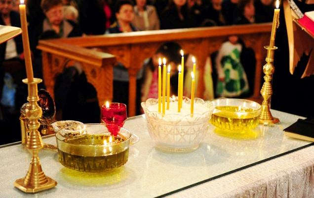 Taina Sfântului Maslu – 25 iunie 2019 | Sala Don Bassani – orele 19.00