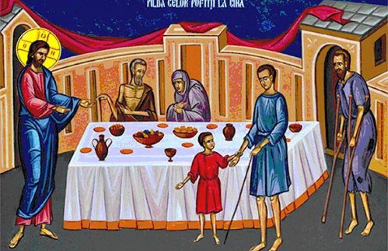 Duminica a 28-a după Rusalii – 16 decembrie 2018 | Sfânta Liturghie – Sala Don Bassani (09.30)