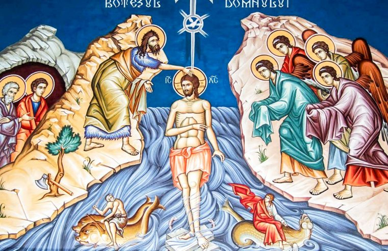 Botezul Domnului (Boboteaza) – 6 ianuarie 2019 | Sfânta Liturghie și Sfințirea cea Mare a apei – Sala Don Bassani