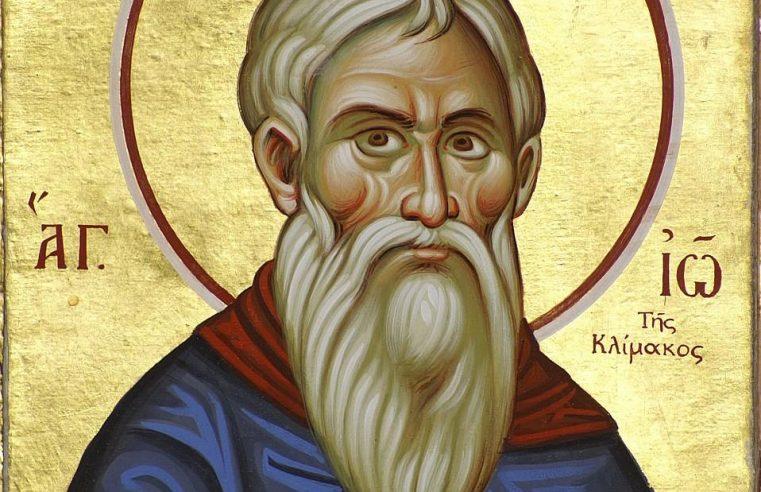Sfântul Ioan Scărarul – învățături simple de credință