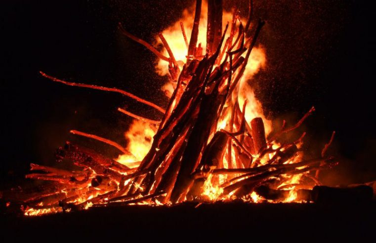 Căldura focului