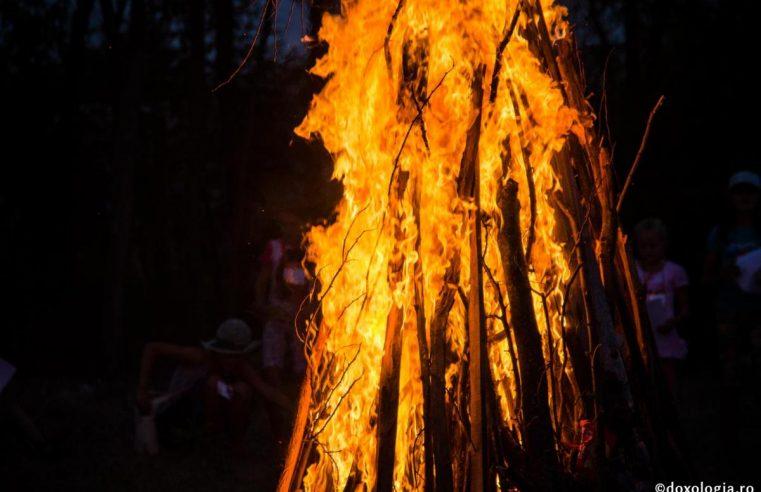 Precum este focul pentru aur, aşa sunt ispitele vieţii pentru noi
