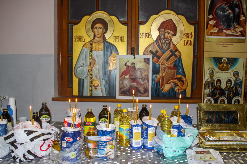 Taina Sfântului Maslu – 8 decembrie 2019 | Sala Don Bassani din Monte Compatri (orele 15.30)