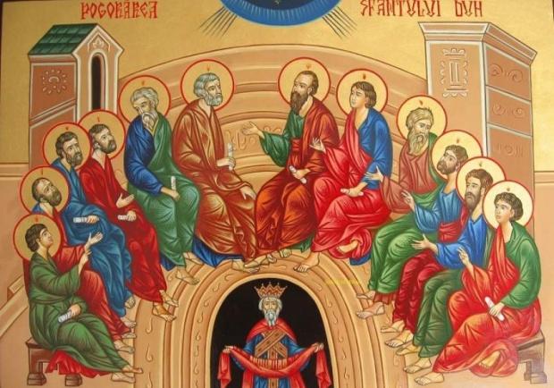 Pogorârea Sfântului Duh – 16 iunie 2019 | Dumnezeiasca Liturghie (9.30) – Moșii de vară (11.00)