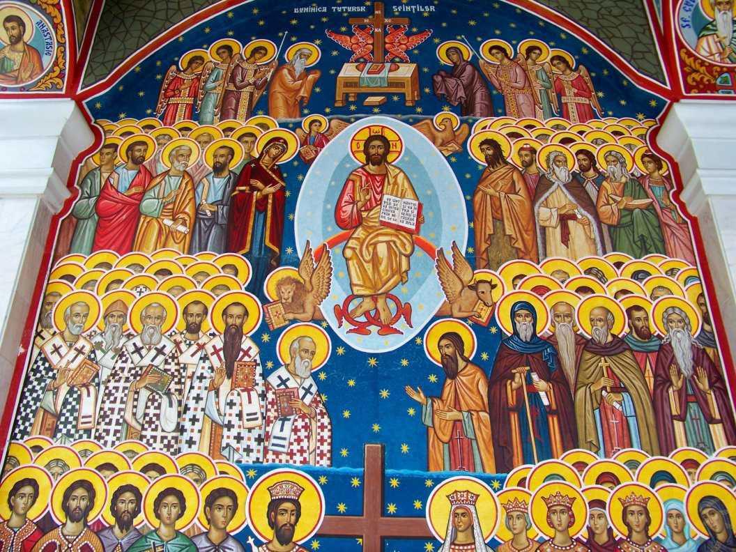Duminica Tuturor Sfinților – 23 iunie 2019 | Dumnezeiasca Liturghie – Sala Don Bassani (orele 9.30)