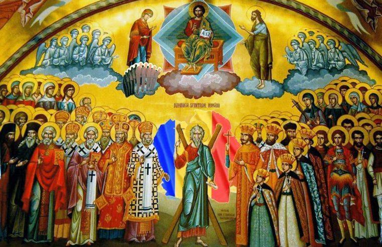 Dumnezeiasca Liturghie – duminică, 30 iunie 2019 (Duminica Sfinților Români) | Sala Don Bassani din Monte Compatri – orele 9.00