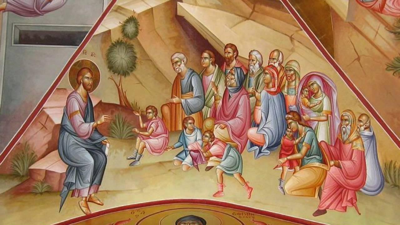 Duminica a 19-a după Rusalii – 29 septembrie 2019 | Dumnezeiasca Liturghie – orele 9.30 (Sala Don Bassani din Monte Compatri)
