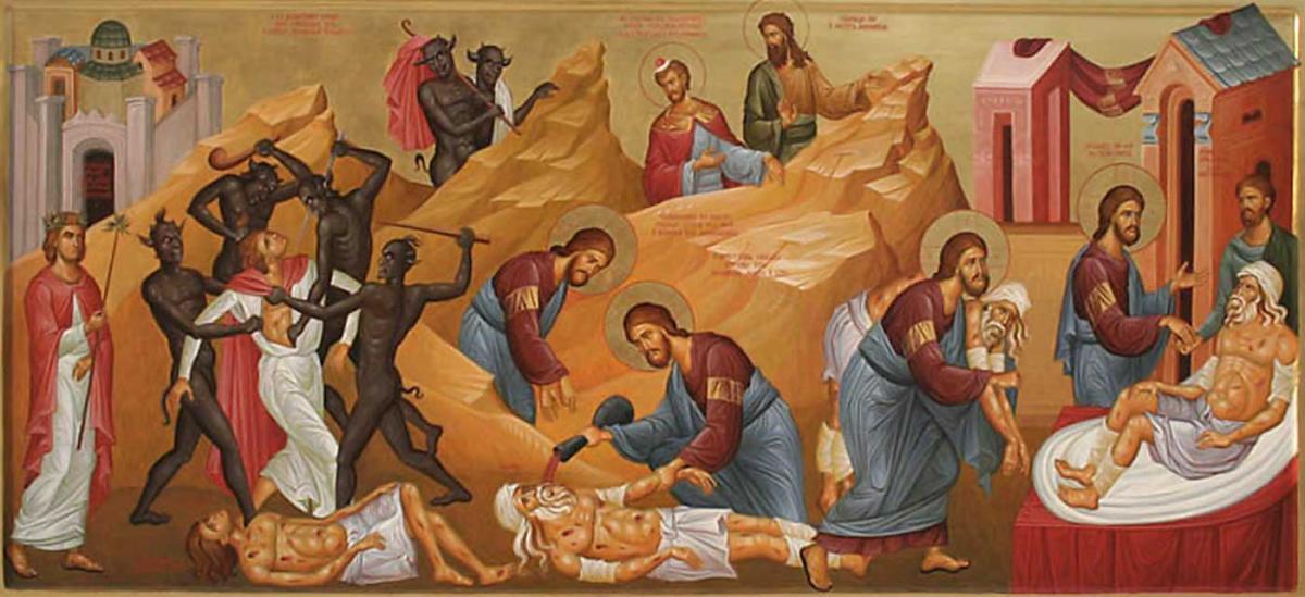 Duminica a 25-a după Rusalii – 3 noiembrie 2019 | Pomenirea celor adormiți – moșii de toamnă (Sala Don Bassani – orele 9.30)