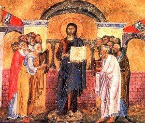 Duminica a 15-a după Rusalii – 1 decembrie 2019 (Ziua națională a României) | Dumnezeiasca Liturghie – Sala Don Bassani din Monte Compatri (9.30)