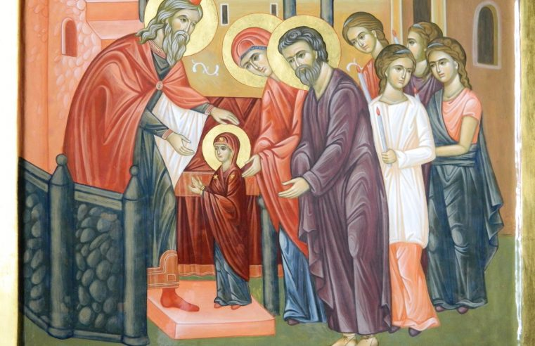 Monte Compatri – Intrarea în Biserică a Maicii Domnului (21 noiembrie 2019) | Dumnezeiasca Liturghie – Biserica San Michele (orele 9.30)