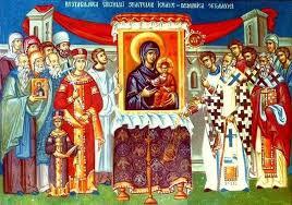Duminica Ortodoxiei (prima a Postului Mare) – 8 martie 2020 | Dumnezeiasca Liturghie – Sala Don Bassani (orele 9.30)