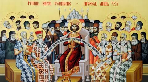 Duminica a șaptea după Paști – 31 mai 2020 | Dumnezeiasca Liturghie – orele 9.30 (Sala Don Bassani)