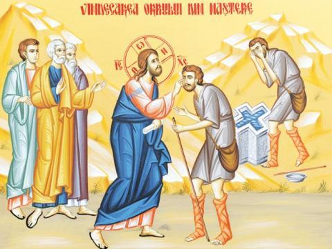 Duminica a 6-a după Paști – 24 mai 2020 | Dumnezeiasca Liturghie – Sala Don Bassani (orele 9.30)