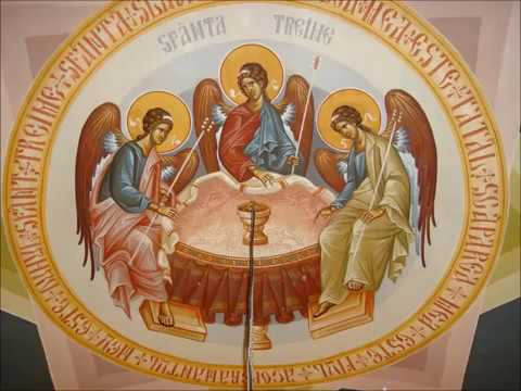 Praznicul Sfintei Treimi (a doua zi de Rusalii) – 8 iunie 2020 | Dumnezeiasca Liturghie (sala Don Bassani) – orele 9.30