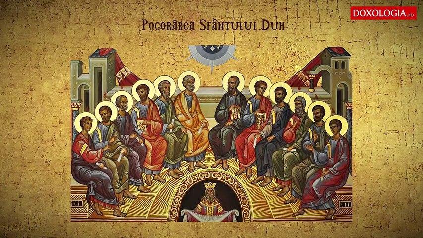 Pogorârea Duhului Sfânt (Rusaliile) – 7 iunie 2020 | Dumnezeiasca Liturghie – sala Don Bassani (orele 9.30)